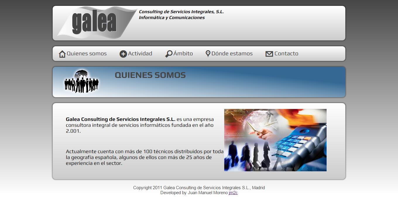 Galea Consulting, S.L.